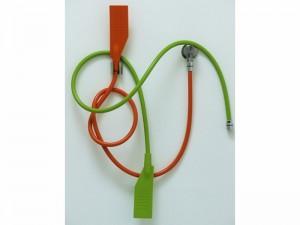 Agape Kaa doccetta e tubo flessibile in silicone CRUB0914