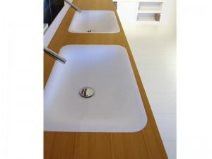 Agape Ottocento 001 Einbau Waschbecken ACER0899Z