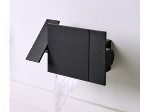 Agape Sen rubinetto lavabo a parete ASEN0912HSN