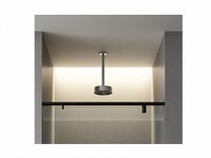 Agape soffione a soffitto o a parete anticalcare CRUB1165