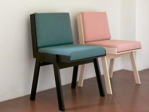 Agapecasa Club 44 Stuhl ohne Armlehnen ACLB529