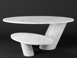 Agapecasa Eccentrico Tisch aus Marmor AECC10124