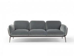 Amura Brooklyn Sofa aus Gewebe BROOKLYN060