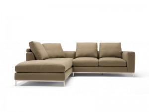 Amura Dorsey zusammensetzbares Sofa aus Leder DORSEY022.051