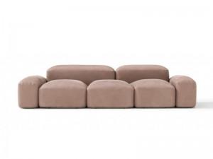 Amura Lapis Sofa aus Leder LAPIS060