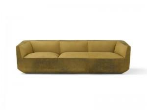 Amura Panis Sofa aus Leder PANIS589