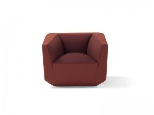 Amura Panis Sessel aus Gewebe PANIS010