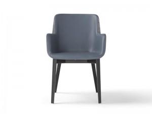 Amura Panis Stuhl aus Leder PANIS326
