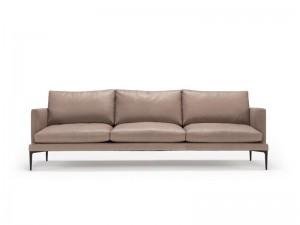Amura Segno Sofa aus Leder SEGNO060
