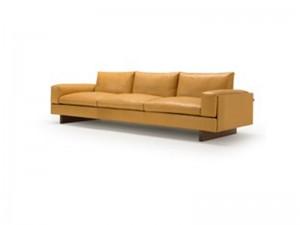 Amura Tau Sofa aus Leder TAU060