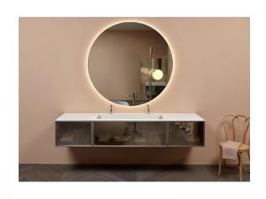 Antonio Lupi Bespoke Möbel Zusammensetzung für das Badezimmer BESPOKE