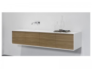 Antonio Lupi Planeta Möbel Zusammensetzung für das Badezimmer PLANETA