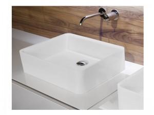 Antonio Lupi Servoretto Unterstützung Waschbecken oder Untertischmodell 50cm RETTOMOOD50-Flumood