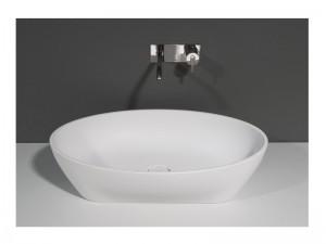 Antonio Lupi Solidea Waschbecken mit Unterstützung 68cm SOLIDEA