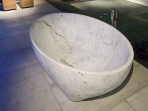 Antonio Lupi Solidea Badewanne aus Stein SOLIDEA