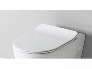 Artceram File verzögerter Toilettendeckel weiß und matt FLA01405