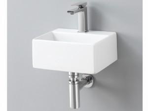 Artceram Quadro mini eingestellter Waschbecken oder mit Unterstützung QUL006