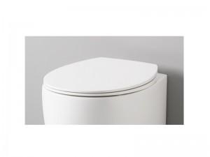 Artceram Step slim verzögerter Toilettendeckel STA002
