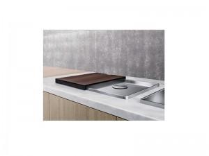 Blanco Attika Abtropfschale Küche aus Stahl ATTIKA 60 T