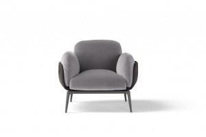 Amura Brooklyn Sessel aus Gewebe BROOKLYN010