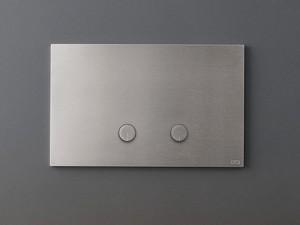 Cea Hydroplate Befehlsplatte für Toilette mit zwei Knöpfe mit Erhebung PLA01