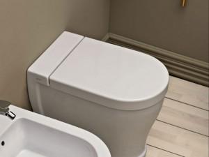 Cielo Opera einfacher Toiletten Deckel CPVOPT