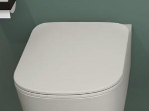 Cielo Era wärmehärtender Toilettendeckel