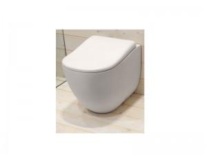 Cielo Fluid Toilette am Boden FLVA