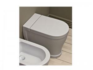 Cielo Opera runde Toilette am Boden OPVAT