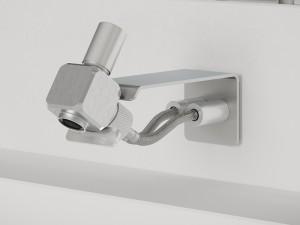 Dueacca Kit 02 Indoor Waschbecken Armatur mit einzelnem Befehl an der Wand 4120028101