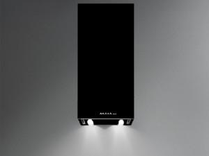 Falmec Design Wandhaube oder Inselhaube MIRA BLACK