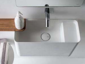 Falper Bauletto lavabo sospeso WL2