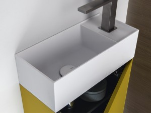 Falper D5K lavabo sospeso D5K