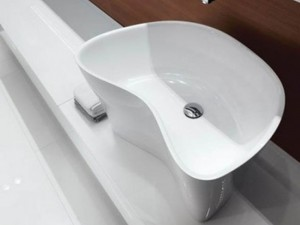 Falper Level 45 lavabo da appoggio WA1
