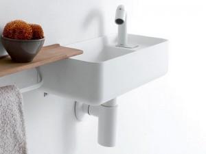 Falper Mini Bauletto lavabo sospeso WL3