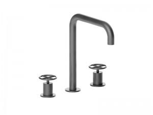 Fantini Fontane Bianche rubinetto lavabo 3 fori P007W