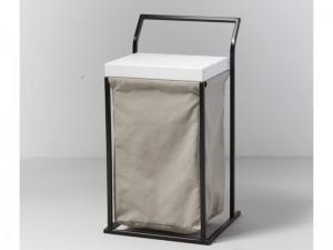 Geelli Quadra sgabello portabiancheria SG-PBA-C01