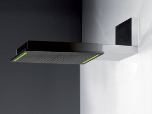 Gessi Colour multifunktionale Kopfbrause an der Wand 57939