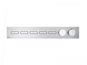 Gessi HI-FI Linear Thermostat Mischer mit 5 Funktionen 63018