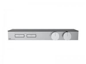 Gessi HI-FI Shelf Thermostat Mischer mit Ablage mit 2 Funktionen 63022