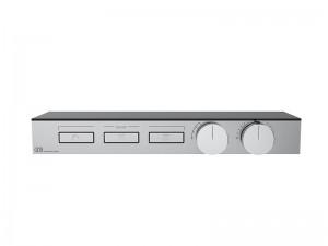 Gessi HI-FI Shelf Thermostat Mischer mit Ablage mit 3 Funktionen 63024