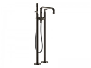 Gessi Inciso äußere Armatur mit Ständer für Badewanne 58028