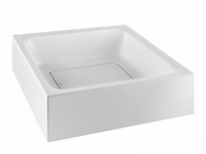 Gessi Rettangolo Unterstüzung Waschbecken oder eingestellt  37571