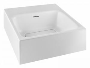 Gessi Rettangolo Unterstüzung Waschbecken oder eingestellt 37572