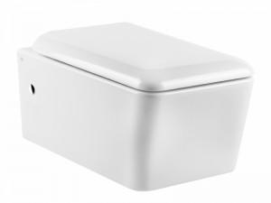 Gessi Rettangolo eingestellte Toilette mit verlangsamter Toiletten Deckel 37573