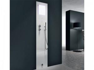 Hafro Rigenera 200 multifunktionale Duschsäule mit Einbau mit Dampfbad 4RIB1N0