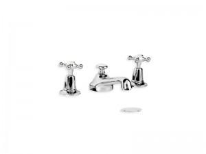 Lefroy Brooks Classic rubinetto lavabo 3 fori CH1220