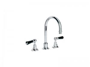 Lefroy Brooks Classic rubinetto lavabo 3 fori BL1230