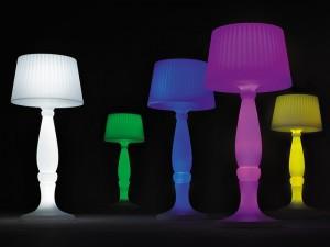 Myyour Agata Bodenlampe RGB 60411AGAT