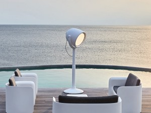 Myyour Hollywood Bodenlampe mit led power pack 6181HOL